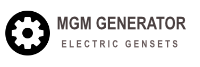 MGM Electric Generator Logo